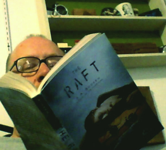The Raft By SA Bodeen James Reads Books