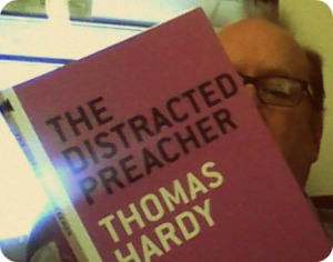 distracted preacher